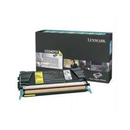Картридж Lexmark C5340YX для C534 желтый