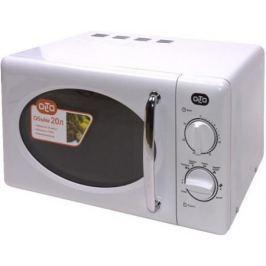 Микроволновая печь OLTO MS-2002M, 750Вт, 20л, механ., белый