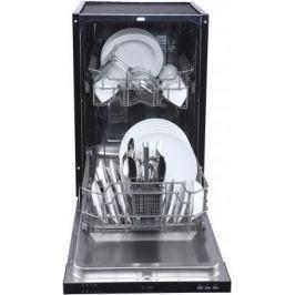 Посудомоечная машина LEX PM 4542 чёрный