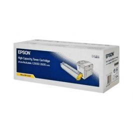 Картридж Epson C13S050226 для AcuLaser C2600 Yellow Желтый