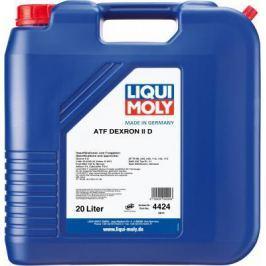 Минеральное трансмиссионное масло LiquiMoly ATF Dexron II D 20 л 4424