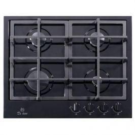 Варочная панель газовая Electronicsdeluxe TG4 750231F-070 черный