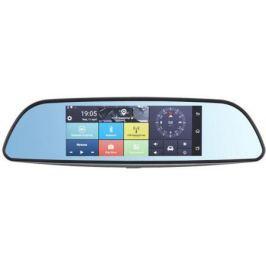 "Видеорегистратор Dunobil Spiegel Smart Duo 3G 6.86"" 1920x1080 150° microSD microSDXC датчик удара Wi-Fi 3G"