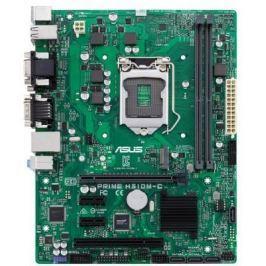 Материнская плата ASUS PRIME H310M-C Socket 1151 v2 H310 2xDDR4 1xPCI-E 16x 1xPCI 2xPCI-E 1x 4 Нестандартный Retail