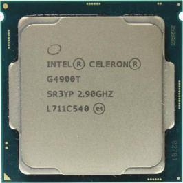 Процессор Intel Celeron G4900T 2.3GHz 2Mb Socket 1151 OEM