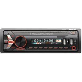 Автомагнитола Digma DCR-390R 1DIN 4x45Вт