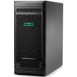 """Сервер HPE ProLiant ML110 Gen10 1x4108 1x16Gb 3.5"""" S100i 1x550W 3-3-3 (P03686-425)"""