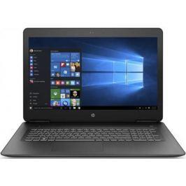 """HP Pavilion Gaming 17-ab311ur 17.3""""(1920x1080)/Intel Core i7 7500U(2.7Ghz)/16384Mb/1000Gb/DVDrw/Ext:nVidia GeForce GTX1050(4096Mb)/Cam/BT/WiFi/62WHr/war 1y/2.85kg/Shadow Black/W10"""