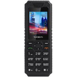 Мобильный телефон Texet TM-D302 черный