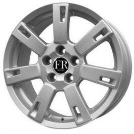 Диск FR replica LR12 9xR20 5x120 мм ET53 Silver