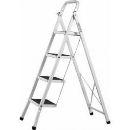 Лестница СИБИН 38807-04 стремянка стальная c широкимиступенями 4ступени