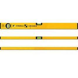 Уровень STABILA 02282 тип 70 400мм, 2 глазка, точность 0.5мм/м
