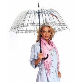 Зонт-трость «ПТАШКА В КЛЕТКЕ» SU 0010