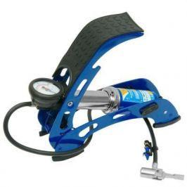 Насос KRAFT КТ 810001 ножной с манометром 1 цилиндр с супер сумкой