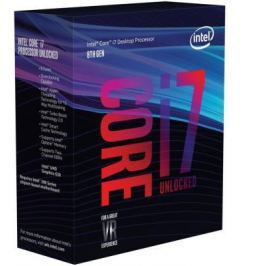 Процессор Intel Core i7-8086K 4GHz 12Mb Socket 1151 v2 BOX