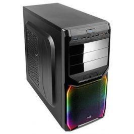 Корпус Aerocool V3X RGB без БП, Black Edition, ATX, черный