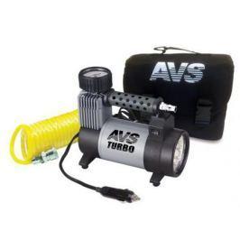 Компрессор автомобильный Turbo AVS KS 450 L 250Вт 12В 14А 45л/мин 10Атм