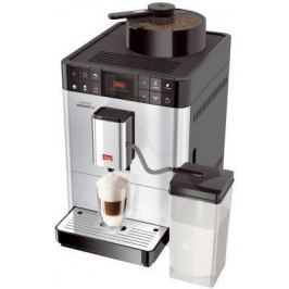 21547 Кофемашина Caffeo F 531-101 Passione Onetouch серебро MELITTA