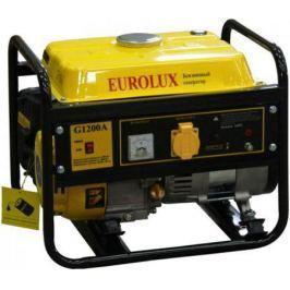 Генератор EUROLUX G1200A 2.4лс 1.1кВт бензин 220в 6л