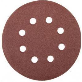Круг фибровый STAYER MASTER 35452-125-100 125мм P100 8отв. набор 5 шт цена за комплект