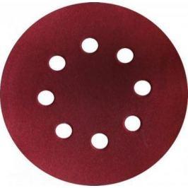 Круг шлифовальный ЭНКОР 20207 125мм P240 набор 5 шт цена за комплект