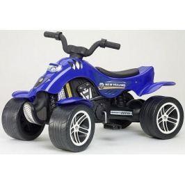 Каталка-квадроцикл Falk New Holland синий от 3 лет пластик FAL 611