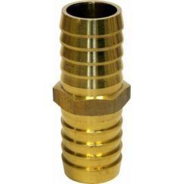 Соединитель шлангов QE 771-947 19-19мм, латунь