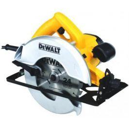 Пила циркулярная DeWALT DW366 1800Вт 5800об/мин 184x16мм макс.пропил 60мм