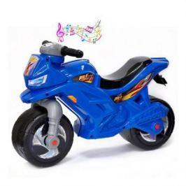 Каталка-мотоцикл RT Racer RZ 1 синий от 18 месяцев пластик