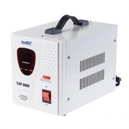 Стабилизатор СТАБИК СтАР-3000 однофазный, цифровой 220В 3000ВА вх.:140-270В