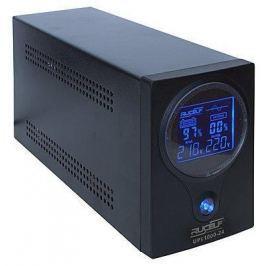 ИБП RUCELF UPI-1000-24-EL 760ВА вх.без перехода на аккум.140-275В вых.220В LCD без аккум.