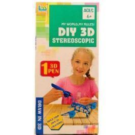 Интерактивная игрушка LeiMengToys Stereoscopic от 6 лет голубой LM333-3D