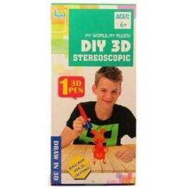 Интерактивная игрушка LeiMengToys Stereoscopic от 5 лет оранжевый LM333-5