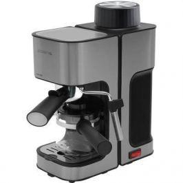 Кофеварка эспрессо Polaris PCM 4003AL 800Вт нержавеющая сталь