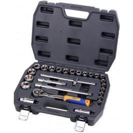 Набор инструментов KRAFT КТ 700302 1/2DR 26пр.