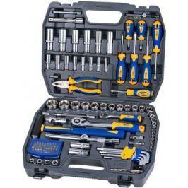 Набор инструментов KRAFT КТ 700307 1/2DR и 1/4DR 99пр.