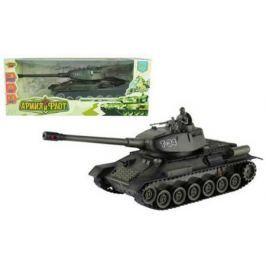 Танк Наша Игрушка Т34 камуфляж M7177-7
