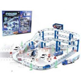 Игровой набор Наша Игрушка Полиция разноцветный CM557-30
