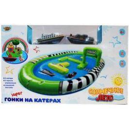 Набор Наша Игрушка Забавные гонки зеленый M6646