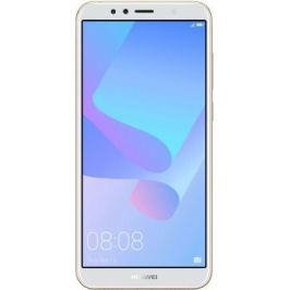 Смартфон Huawei Y6 Prime 2018 16 Гб золотистый 51092KQG