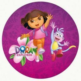 Мяч Nickelodeon Даша Путешественница 23 см 2611