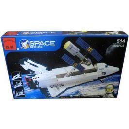 Конструктор BRICK Шатл Запуск 593 элемента 514