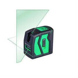 Уровень INSTRUMAX ELEMENT 2D GREEN 30/70м ±0.2мм/м 2хАА/1.5V
