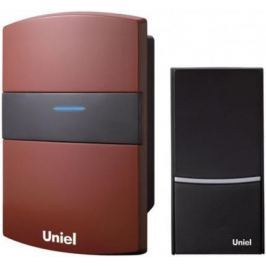 Звонок беспроводной (02237) Uniel UDB-001W-R1T1-32S-100M-RD