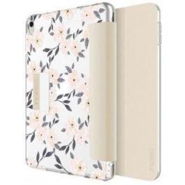 Чехол Incipio Design Series Folio для iPad Pro 10.5. Материал пластик/TPU. Дизайн Spring Floral.