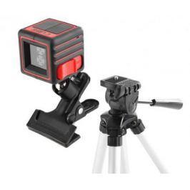 Нивелир лазерный ADA Cube Ultimate Edition линия ±0.2 мм/м + КЕЙС + ОЧКИ + ШТАТИВ + УНИВЕРС. КРЕПЛ.