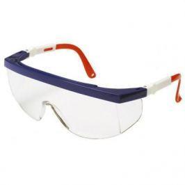Очки STAYER 2-110481 защитные с регулируемыми по длине и углу наклона дужками поликарбонатные