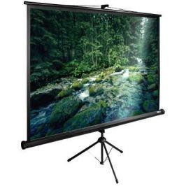 Экран напольный рулонный Cactus CS-PSTE-220Х165-BK 165 x 220 см