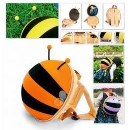 Ранец детский «ПЧЕЛКА» оранжевый DE 0184