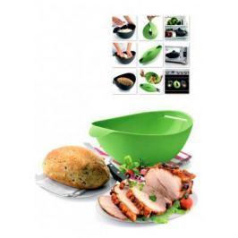 Форма силиконовая для выпечки и запекания, зеленая TK 0236